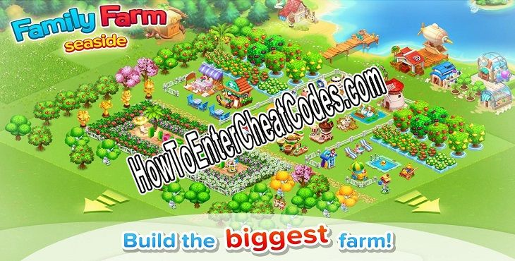 Family Farm Seaside Hacked Coins and RC