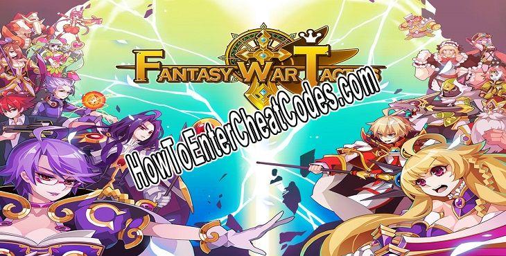 Fantasy War Tactics Hacked Crystals and Gold
