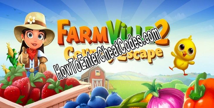 FarmVille 2: Country Escape Hacked Keys and Coins
