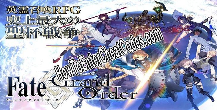 Fate/Grand Order Hacked Quartz