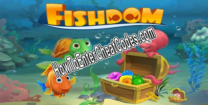 Fishdom Hacked Diamonds/Gems, Lives and Coins
