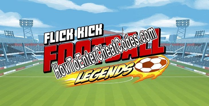 Flick Kick Football Legends Hacked Money
