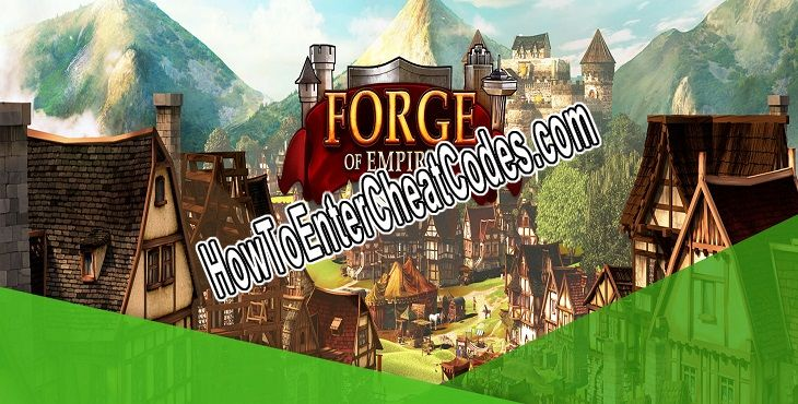 Forge of Empires Hacked Diamonds and Gold