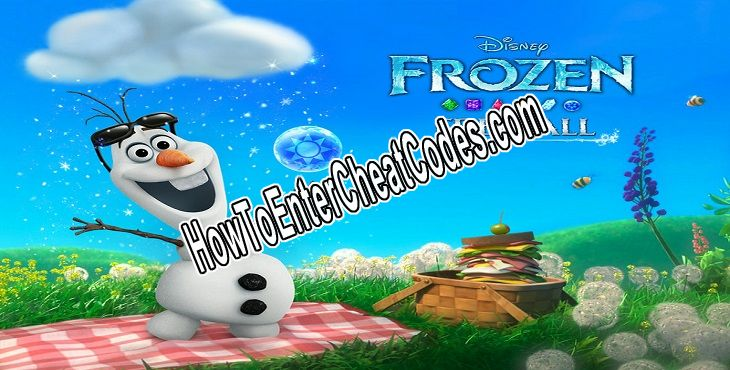 Frozen Free Fall Hacked Lives and Moves
