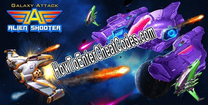 Galaxy Attack: Alien Shooter Hacked Money