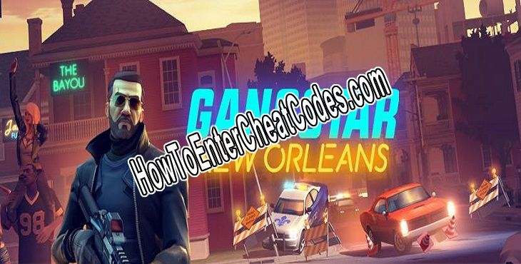 Gangstar New Orleans Hacked Diamonds and Money