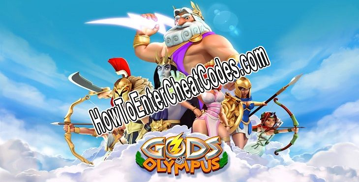 Gods of Olympus Hacked Gems and Gold