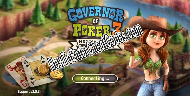 Governor of Poker 3 Hacked Chips