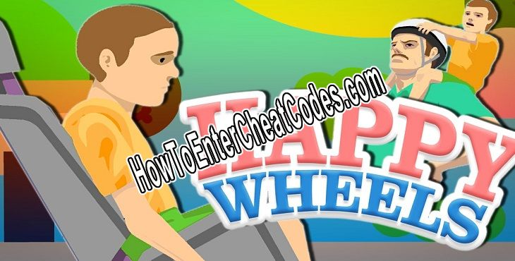 Happy Wheels Hacked Health and Unlock All Characters