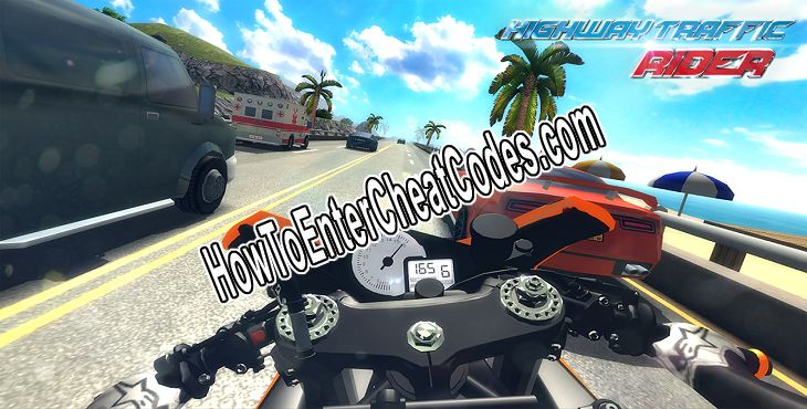 Highway Rider Hacked Gas Caps and Boosts