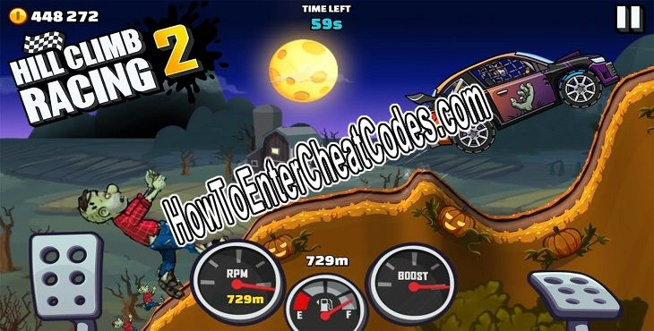 Hill Climb Racing 2 Hacked Gems, Unlock All Cars and Fuel