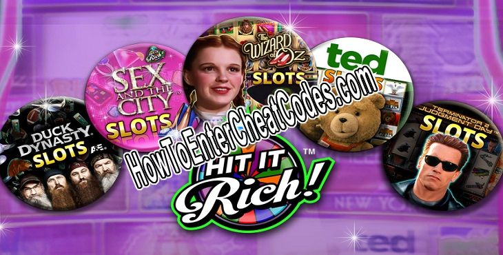 Hit it Rich Hacked Coins