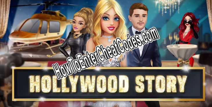 Hollywood Story Hacked Diamonds and Boosters