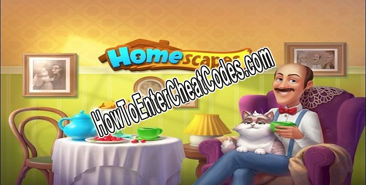 Homescapes Hacked Coins and Stars