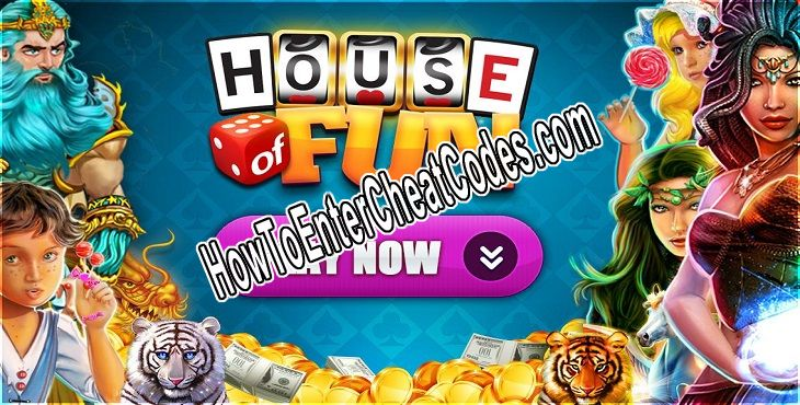 House of Fun Hacked Coins