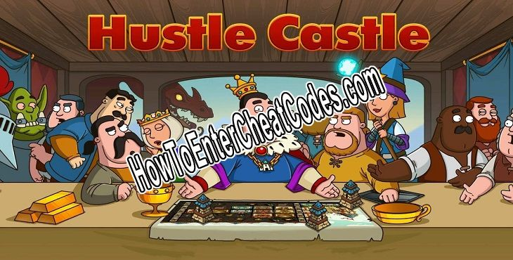 Hustle Castle Hacked Diamonds/Gems
