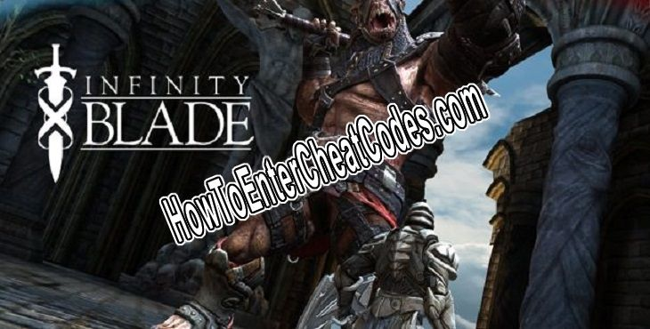 Infinity Blade Hacked Gold