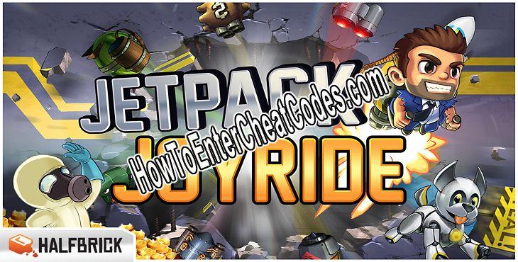 Jetpack Joyride Hacked Coins