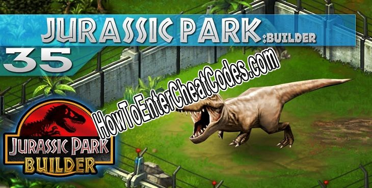 Jurassic Park Builder Hacked Bucks/Money