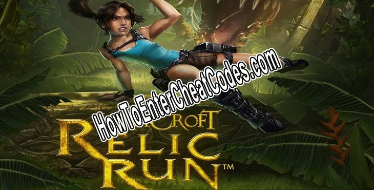 Lara Croft: Relic Run Hacked Gems and Coins