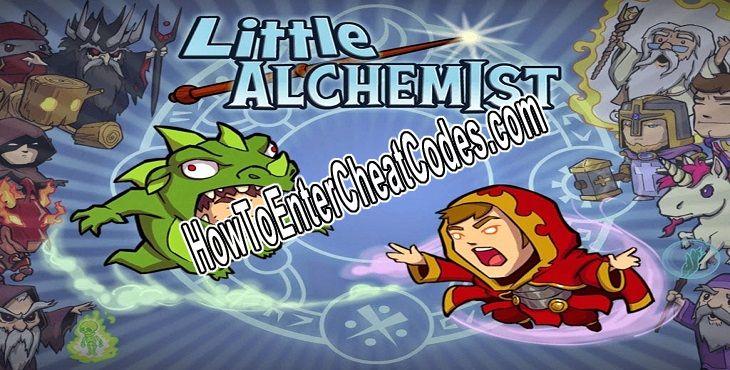 Little Alchemist Hacked Gems