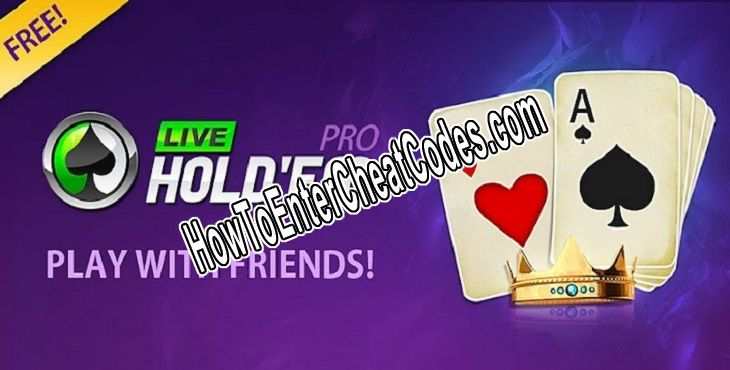 Live Hold'em Pro Hacked Gold, Diamonds and Chips