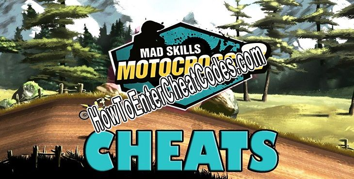 Mad Skills Motocross 2 Hacked Rockets and Unlock All Bike