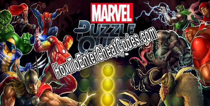 Marvel Puzzle Quest Hacked Crystals, Unlock All Heroes and Gold
