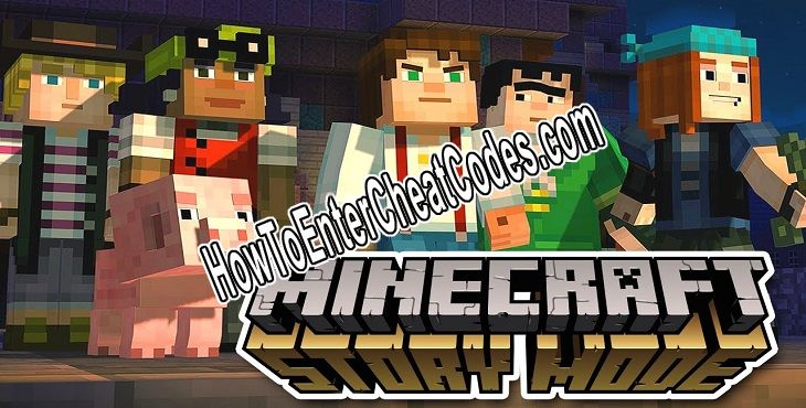 Minecraft: Story Mode Hacked Money, Unlock All and Health