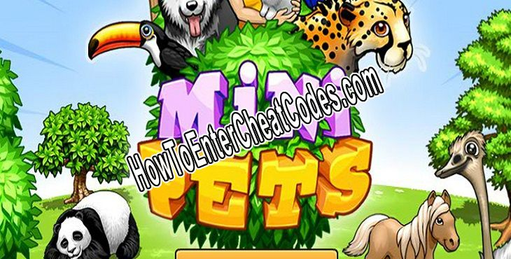Mini Pets Hacked Coins and Gems