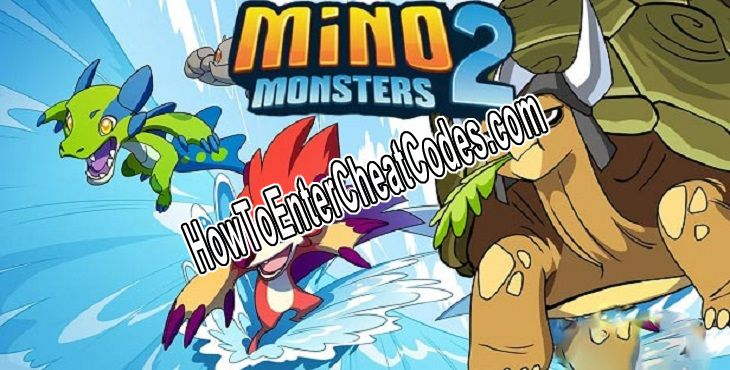 Mino Monsters 2: Evolution Hacked Gems