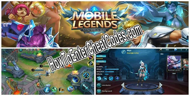 Mobile Legends Hacked Diamonds and Money