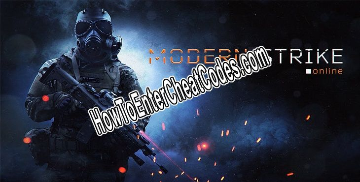 Modern Strike Online Hacked Money and Gold