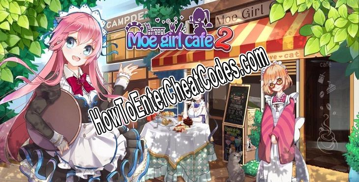 Moe Girl Cafe 2 Hacked Diamonds and Money