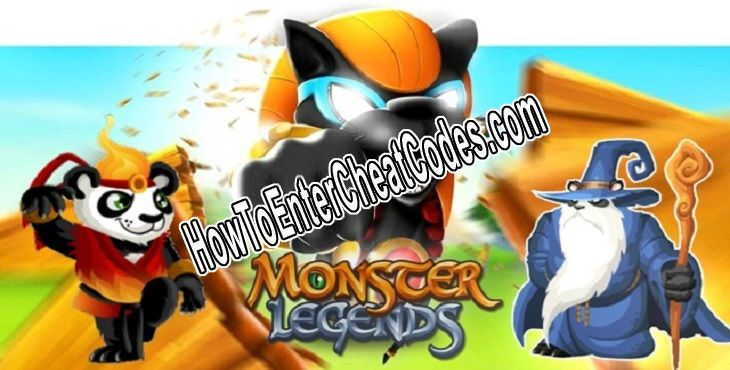 Monster Legends Hacked Gems