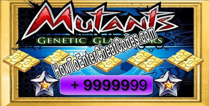 Mutants: Genetic Gladiators Hacked Gold and Credits/Money