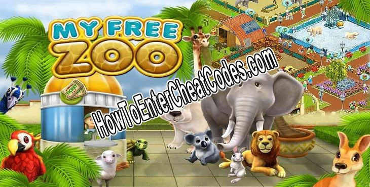 🔥 My Free Zoo Hacked ✅ Money and Gems + Cheats