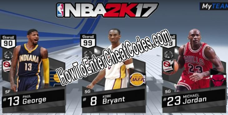 My NBA 2K17 Hacked Credits and Reward Points