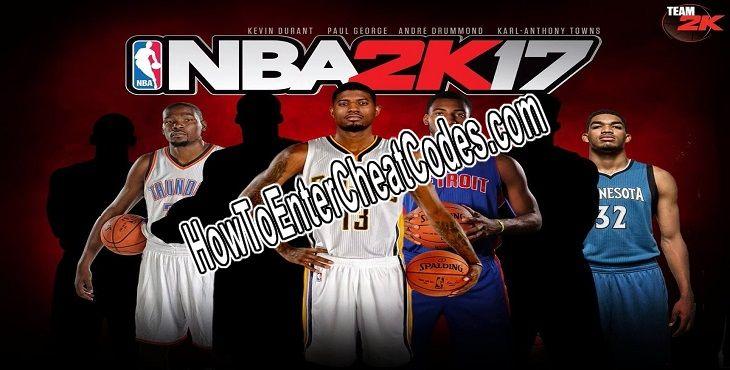 NBA 2K17 Hacked VC