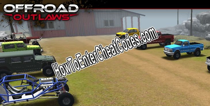 Offroad Outlaws Hacked Money