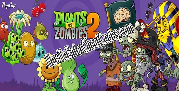 Plants vs. Zombies 2 Hacked Coins and Gems