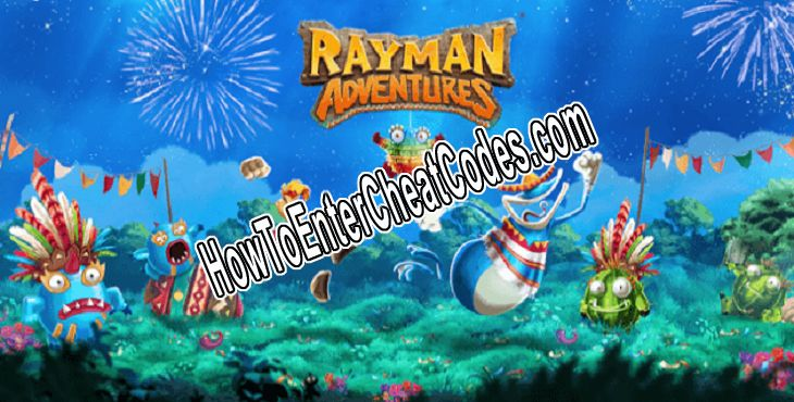 Rayman Adventures Hacked Gems