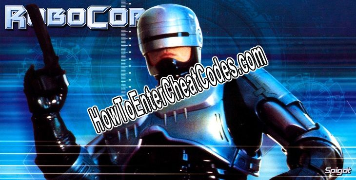 Robocop Hacked Gold and Money