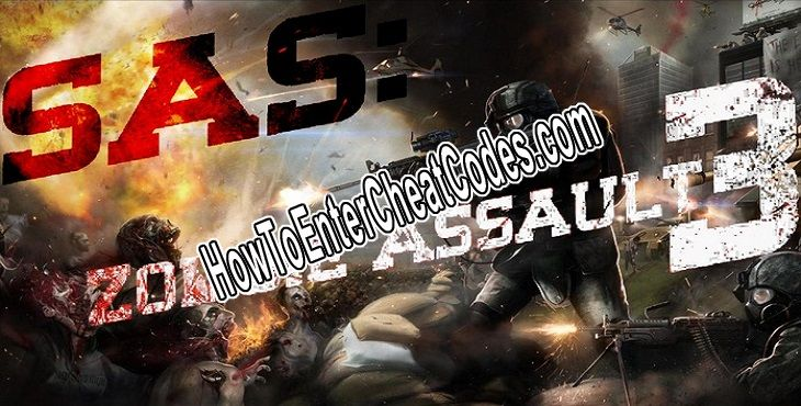 SAS: Zombie Assault 3 Hacked Money, Ammo and Health