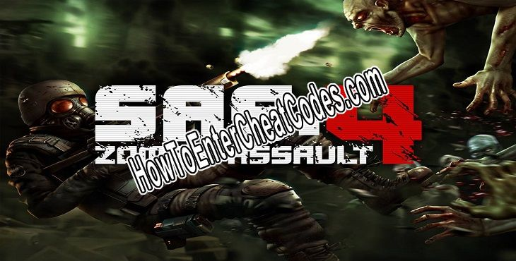 SAS: Zombie Assault 4 Hacked Skill Points, Ammo and Money