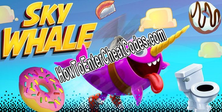 Sky Whale Hacked Donuts