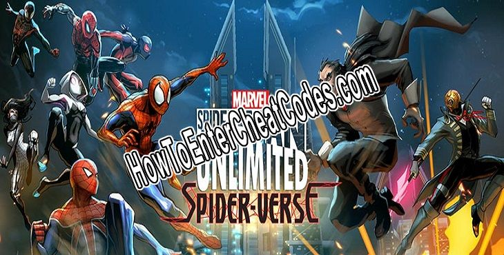 Spider-Man Unlimited Hacked ISO-8