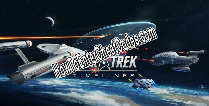 Star Trek Timelines Hacked Dilithium