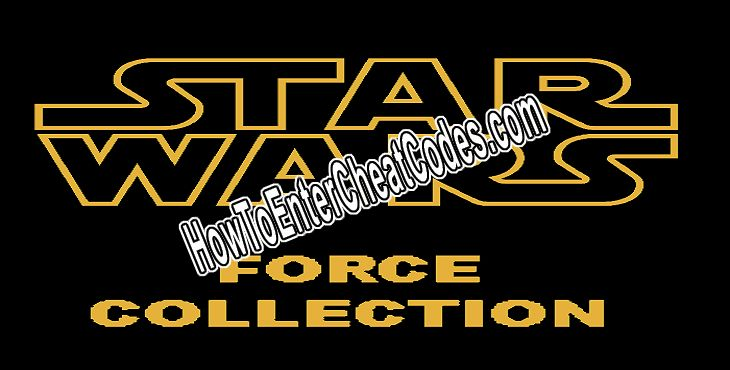 Star Wars Force Collection Hacked Crystals