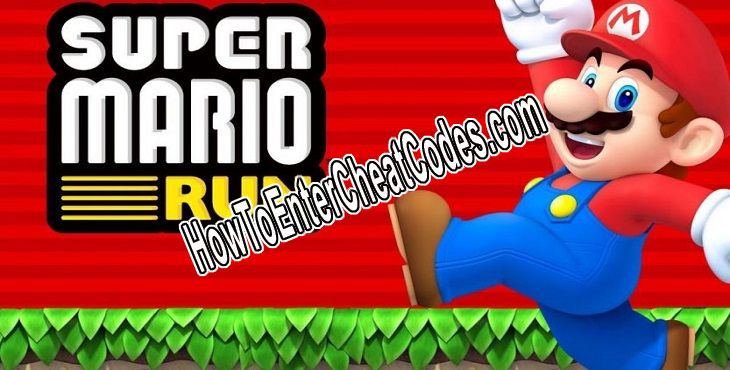 Super Mario Run Hacked Money and Unlock All Worlds